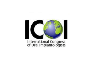 This dentist is a International Congress of Oral Implantologists member